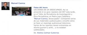 Manuel Cuenca Desocupado