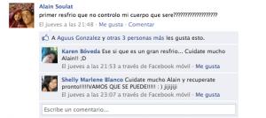 Alain Soulat Facebook