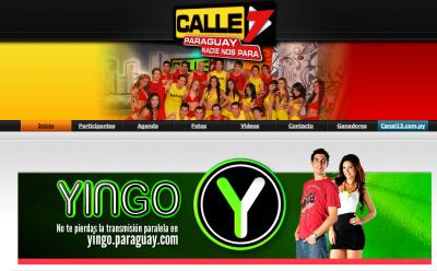 Calle 7 vs. Yingo