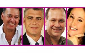 Candidatos de la tv