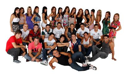 Participantes de Yingo Paraguay