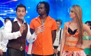 Príncipe de Haití en Baila Conmigo