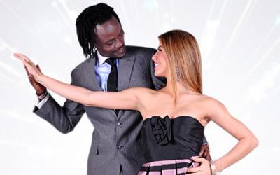 El Príncipe Emmanuel y Jessica Torres