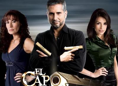 "Telenovela ""El Capo"""