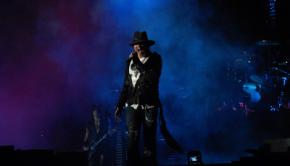 Concierto de Guns N Roses en Paraguay / Foto: Diario La Nación