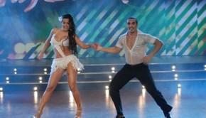 Larissa en Showmatch / Foto: Jorge Luengo (Ideas del Sur)