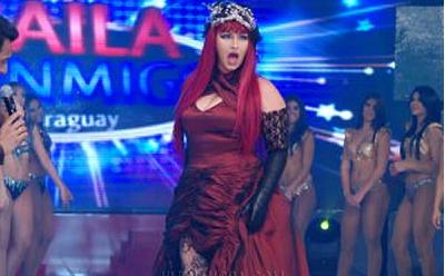 Milva Gauto no estaría en Baila Conmigo / Foto: Ultimahora.com