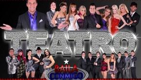 Poster de Baila Conmigo Teatro