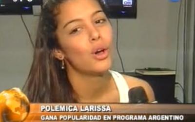 Larissa Renuncia