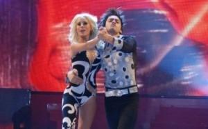 Patty Orue y Diego Achar