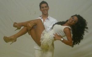 Rubén Rubin y Ana Ríos