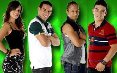 Finalistas de Yingo Paraguay