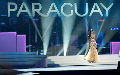 Miss Universo Paraguay