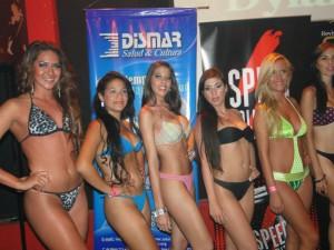 Candidatas Miss Verano 2012