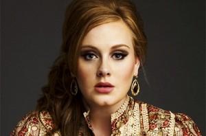 Adele, la gran ganadora de la noche / Internet