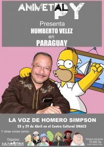 Humberto Velez Paraguay