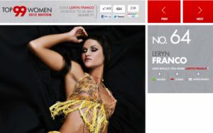 Leryn Franco askmen.com