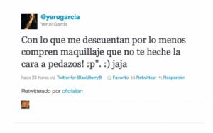 Yeruti Garcia Twitter