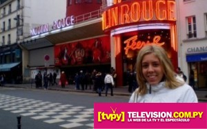 Denise Hutter Moulin Rouge