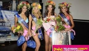 Ganadoras de Miss Verano 2012 Foto: Cartelera