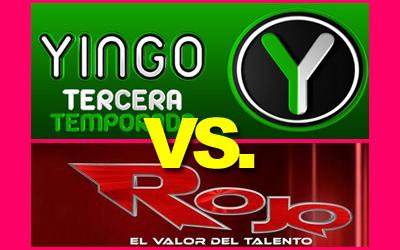 Yingo vs Rojo