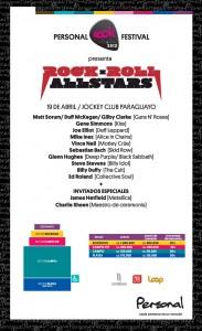 Personal Rock Festival