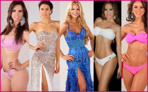 Miss Universo Paraguay 2012