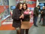 Cinthya Romero y Mirna Pereira