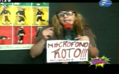 Satira a Microfono Abierto