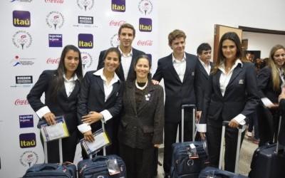 Paraguayos Olimpiadas 2012
