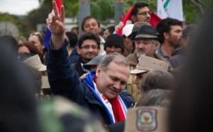 Mario Ferreiro politica