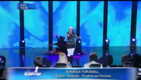 Veronica Forcadell Soñando por Cantar