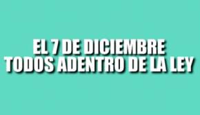 7D 7 de Diciembre