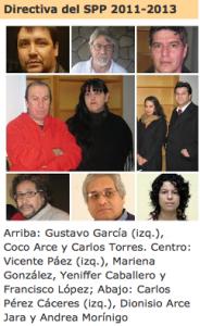 Directorio Sindicato Periodistas Paraguay