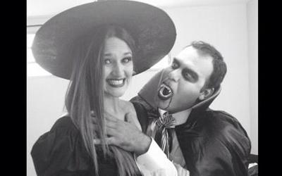 Leryn Franco Halloween