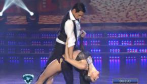 Jorge Moliniers Bailando por un Sueño 2012