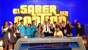 El Saber Va Contigo 2012 Gran Final