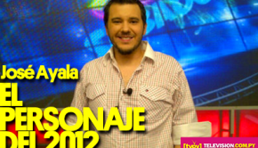 José Ayala Personaje 2012