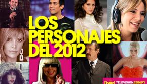 Los Personajes del 2012