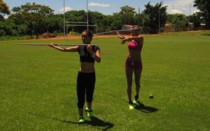 Leryn y Yolanda lanzarán la jabalina en Destino Fiesta