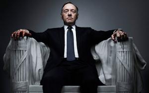 Netflix estrenó en febrero House Of Cards