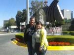 Alejandro Stoessel y Marcela Villegas