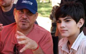 Arnaldo André presenta su primera producción cinematográfica Foto: Página Facebook