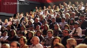 Lectura Según Justino se estrenó en Asunción Foto: Facebook