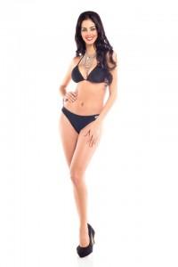 Guadalupe González irá a Miss Universo 2013 Foto: Nuestra Belleza Paraguay