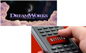 Netflix establece alianza con Dremworks