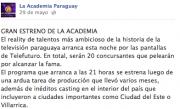 La Academia Facebook