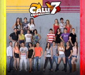 Calle 7 Internacional se estrenará este fin de semana en Telefuturo Foto:Facebook