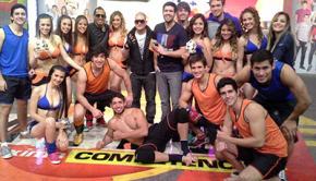 Finalizó la 5ta temporada de Calle 7 Foto: Facebook