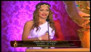 Martina Stoessel Violetta Martin Fierro